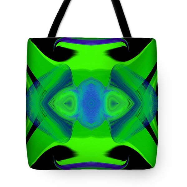 Abstract 46 Tote Bag