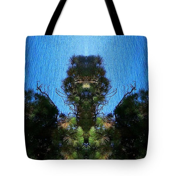 Abstract 50 Tote Bag by J D Owen