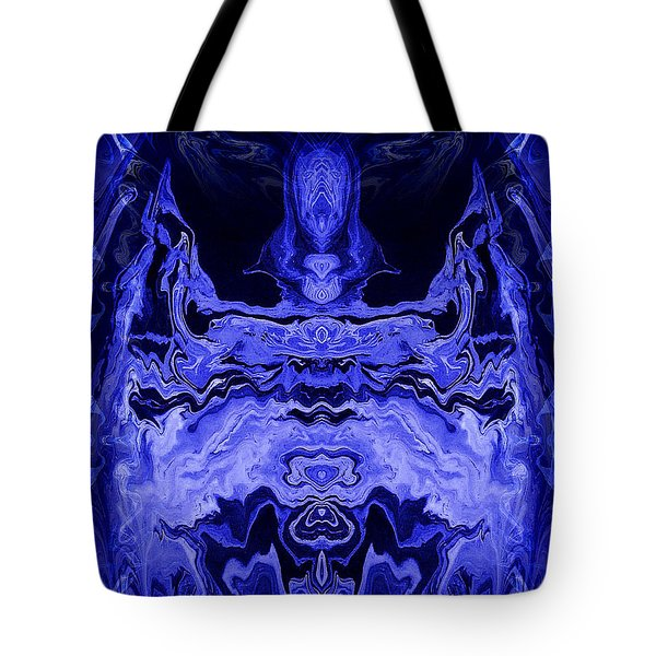 Abstract 72 Tote Bag by J D Owen