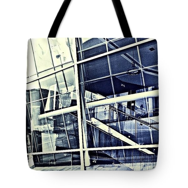 Windows 3 Tote Bag by Jason Michael Roust