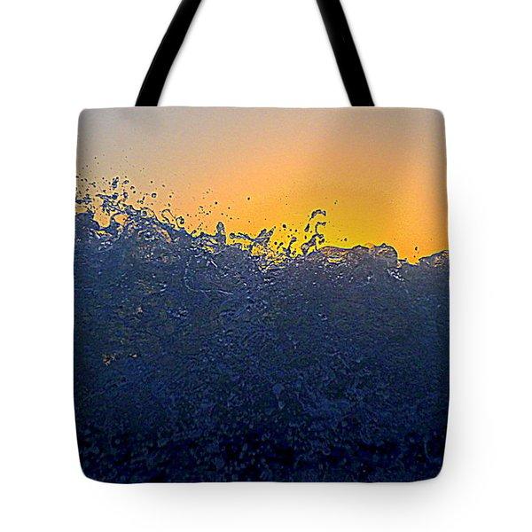 Badwave Tote Bag