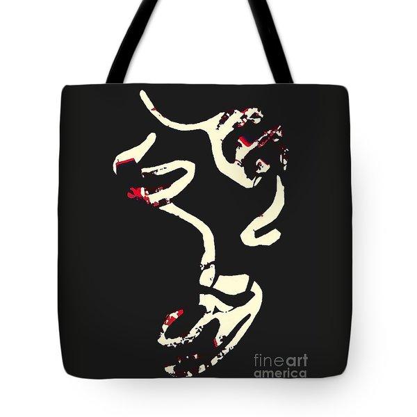 Balance 3 Tote Bag by Sarah Loft