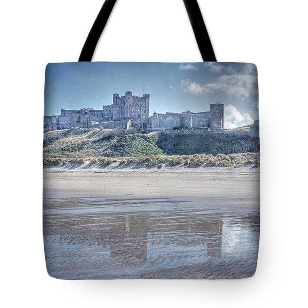 Bamburgh Castle 2 Tote Bag