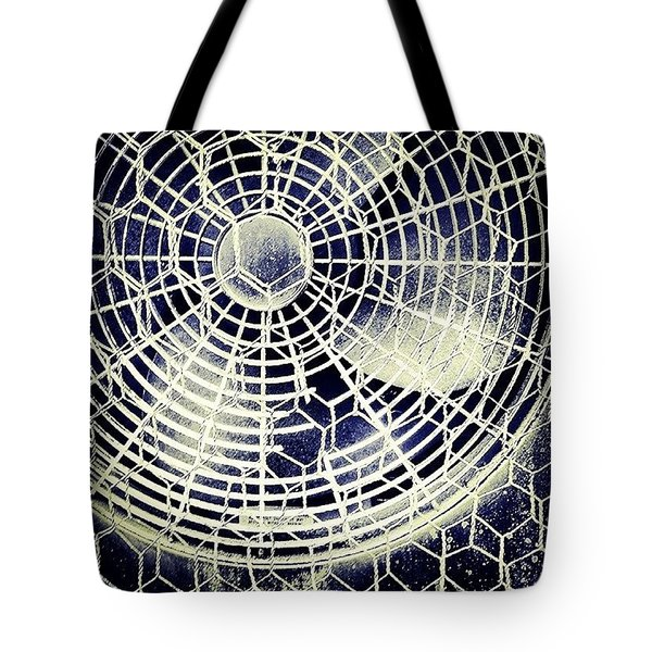 The Fan Tote Bag