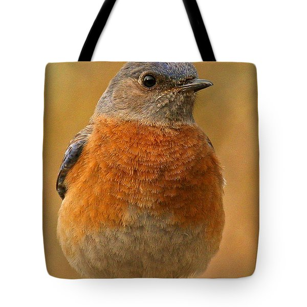 Bluebird Tote Bag