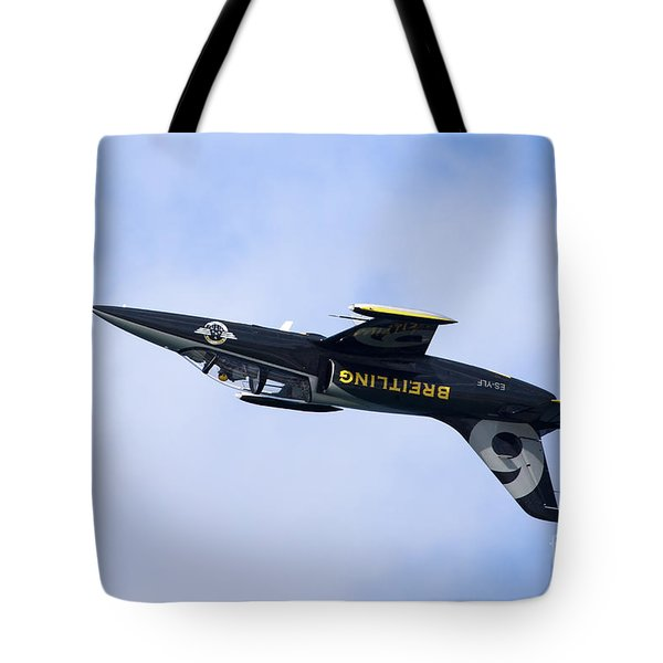 Breitling Air Display Team Tote Bag by Nir Ben-Yosef