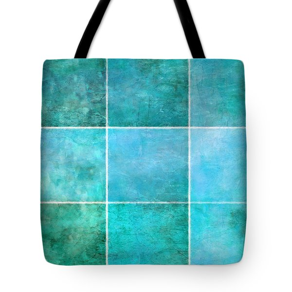 3 By 3 Ocean Tote Bag