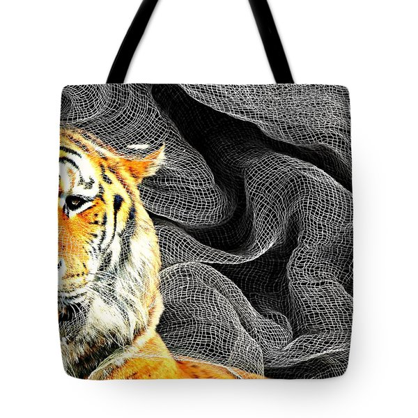 Capture Tote Bag by Diana Angstadt