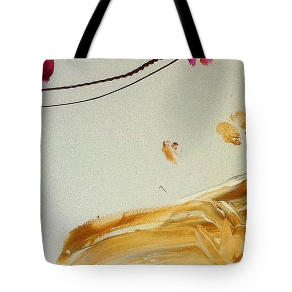Cherry Blossoms I Tote Bag