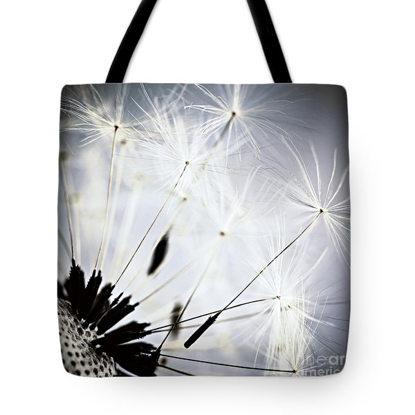 Dandelion Tote Bag by Elena Elisseeva
