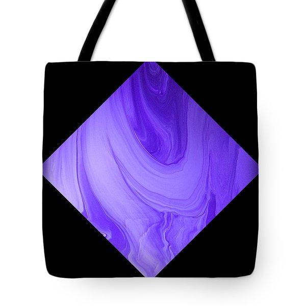 Diamond 129 Tote Bag by J D Owen