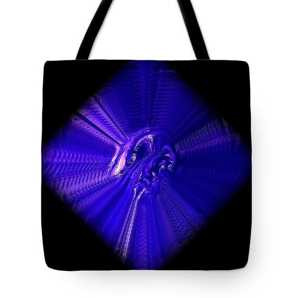 Diamond 201 Tote Bag by J D Owen