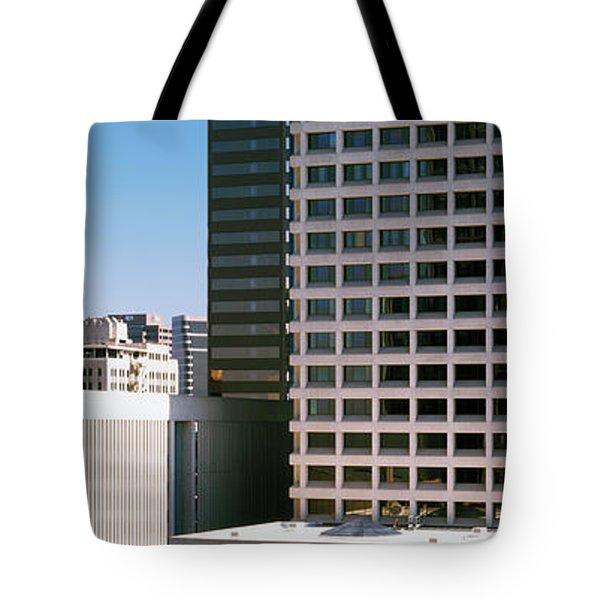 Downtown Buildings Of Phoenix, Maricopa Tote Bag