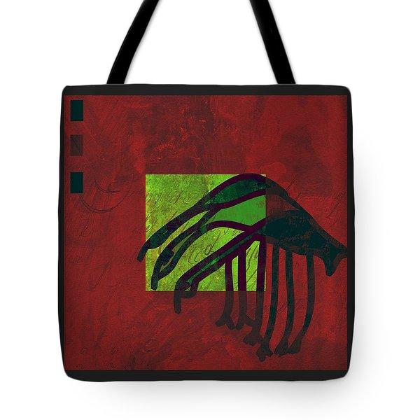 3 Egrets - Smv09zbx2 Tote Bag