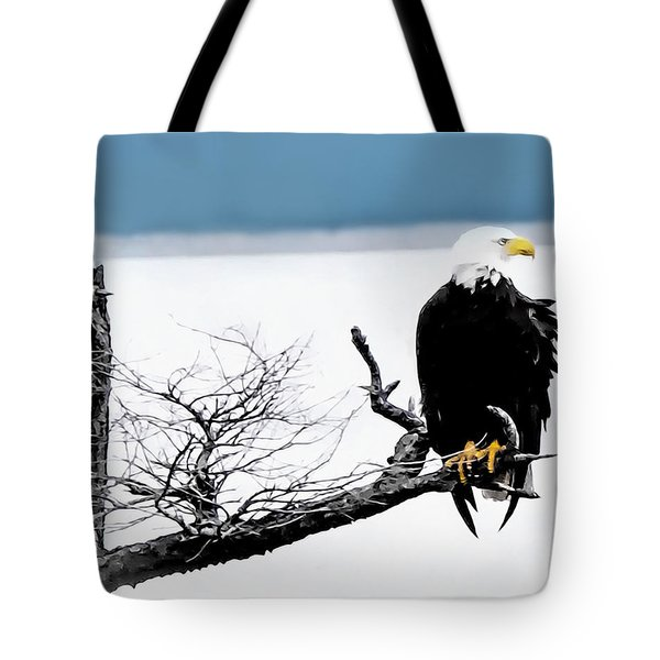 Elegance In The Morning Tote Bag