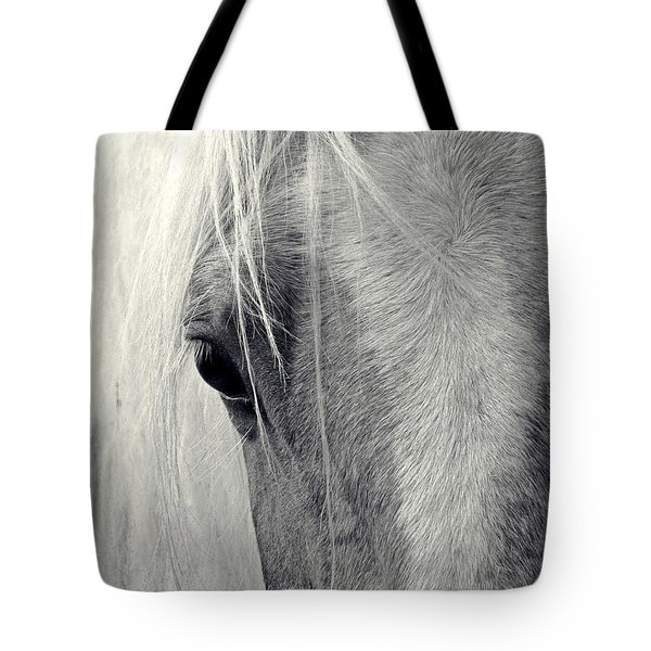 Equine Study Tote Bag by Laurinda Bowling