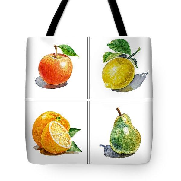 Farmers Market Delight  Tote Bag