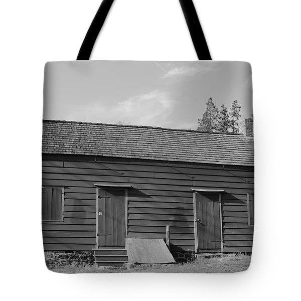 Farmhouse Tote Bag by Frank Romeo
