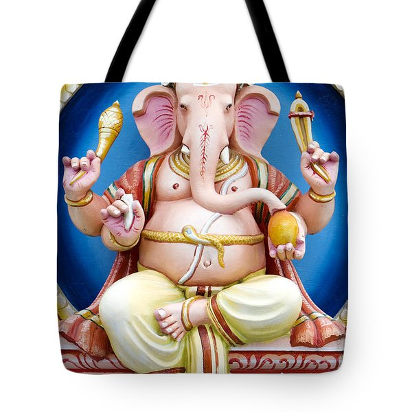 Colourful Ganesha Tote Bag