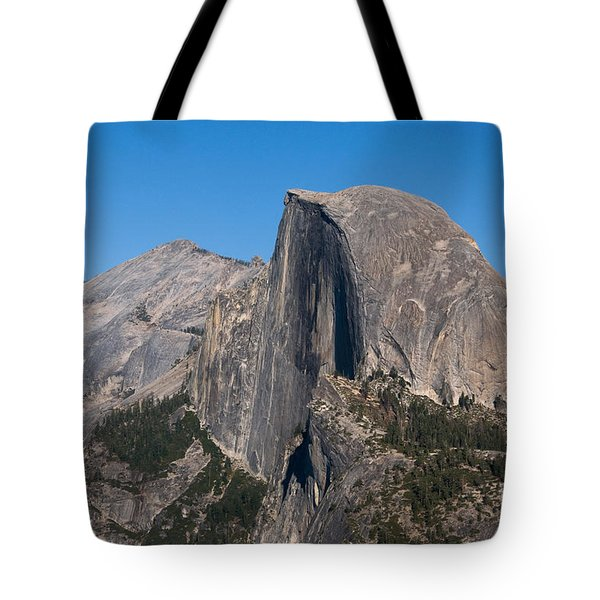 Half Dome, Yosemite Np Tote Bag by Mark Newman