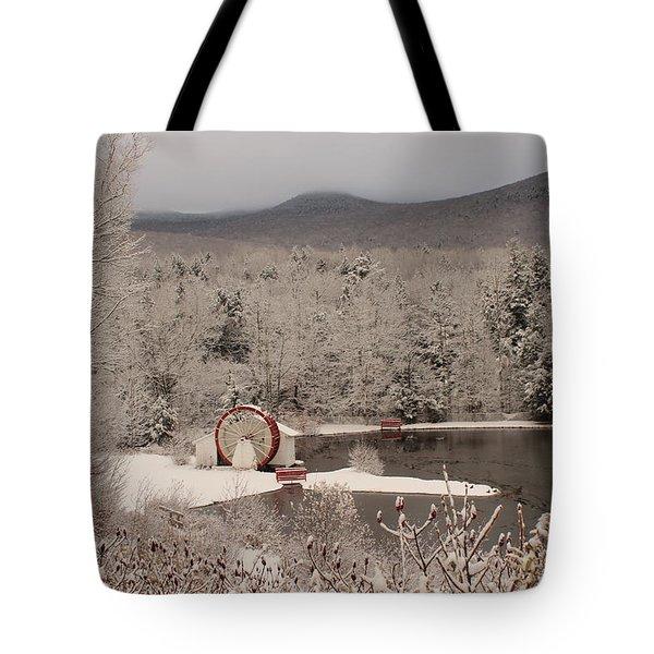 Indian Head Nh Tote Bag