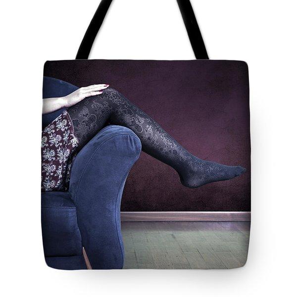 Legs Tote Bag by Joana Kruse