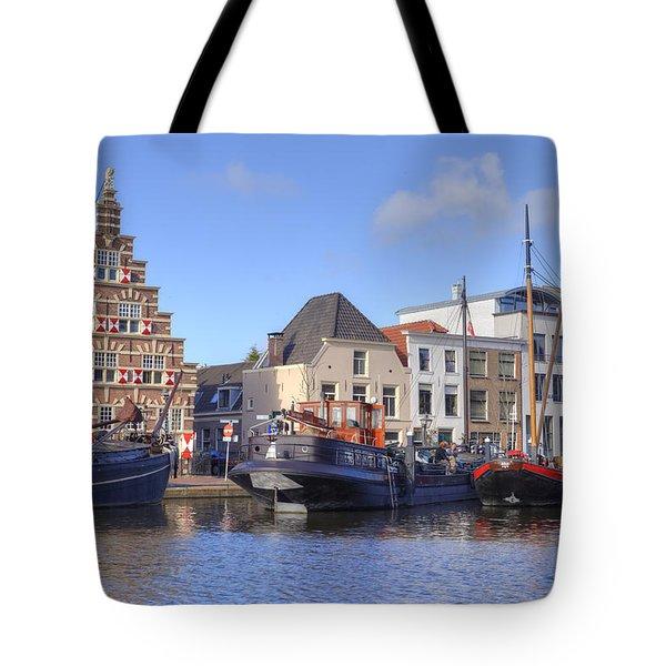 Leiden Tote Bag by Joana Kruse