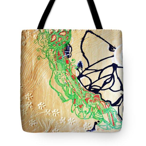Mama Dinka - South Sudan Tote Bag