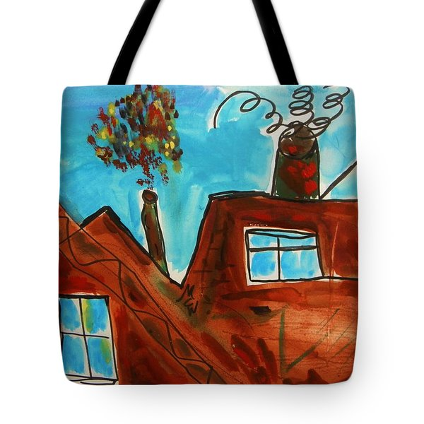 3 Million Tons Per Year Tote Bag by Mary Carol Williams