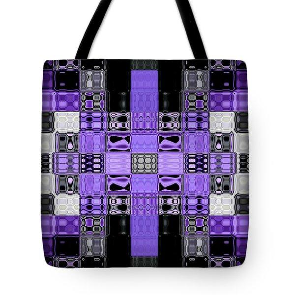 Motility Series 2 Tote Bag by J D Owen