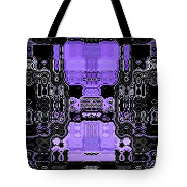 Motility Series 3 Tote Bag by J D Owen