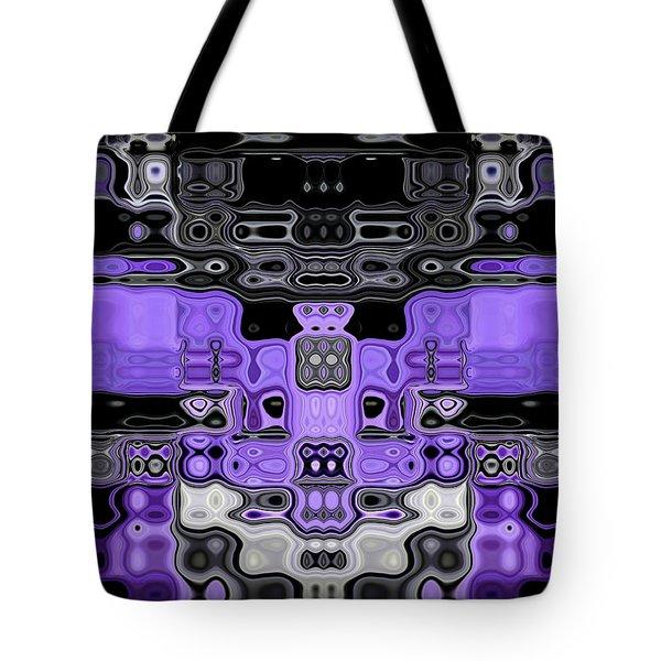 Motility Series 5 Tote Bag by J D Owen