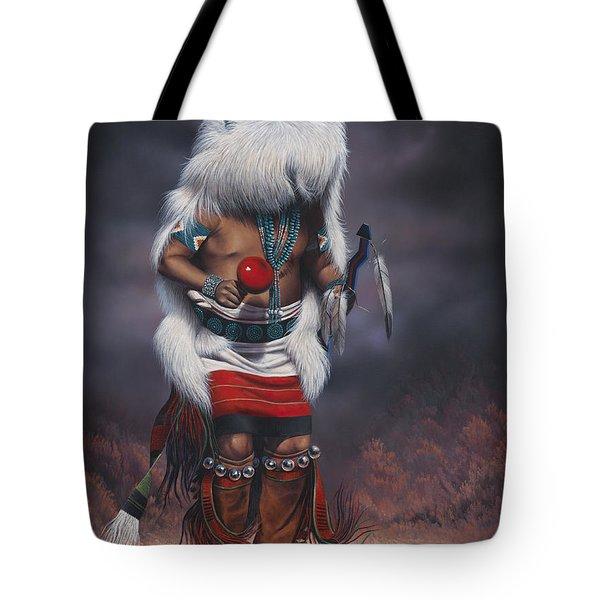Mystic Dancer Tote Bag