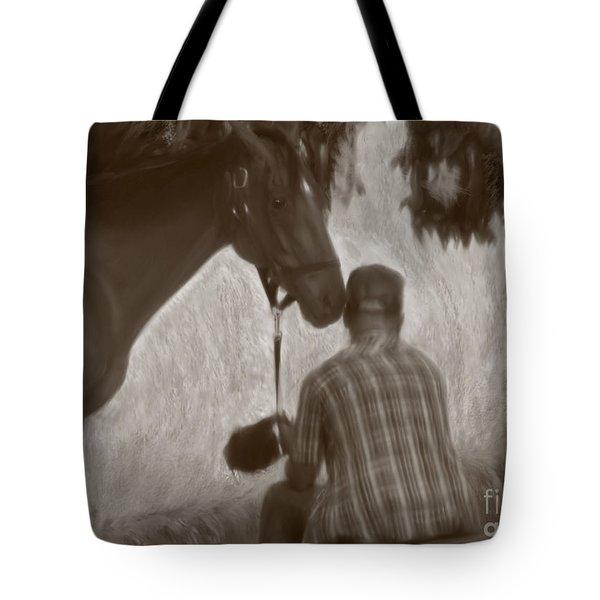 Pals Tote Bag by Jeff Breiman