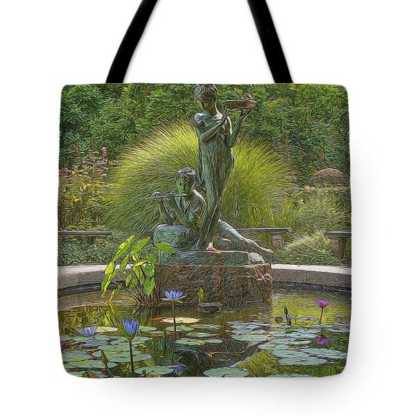 Park Beauty Tote Bag