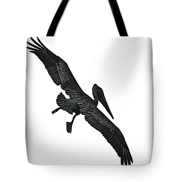Pelican Selection Tote Bag