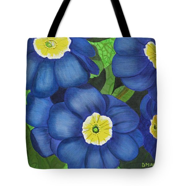 Prim And Proper Tote Bag by Donna  Manaraze