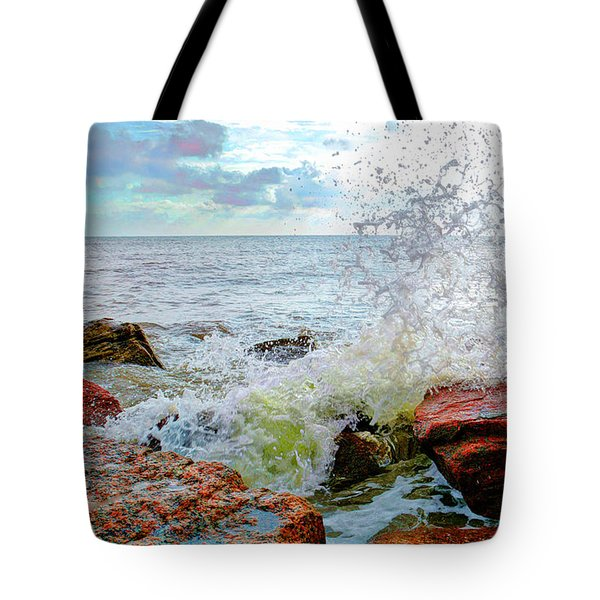 Quintana Jetty Tote Bag by Savannah Gibbs
