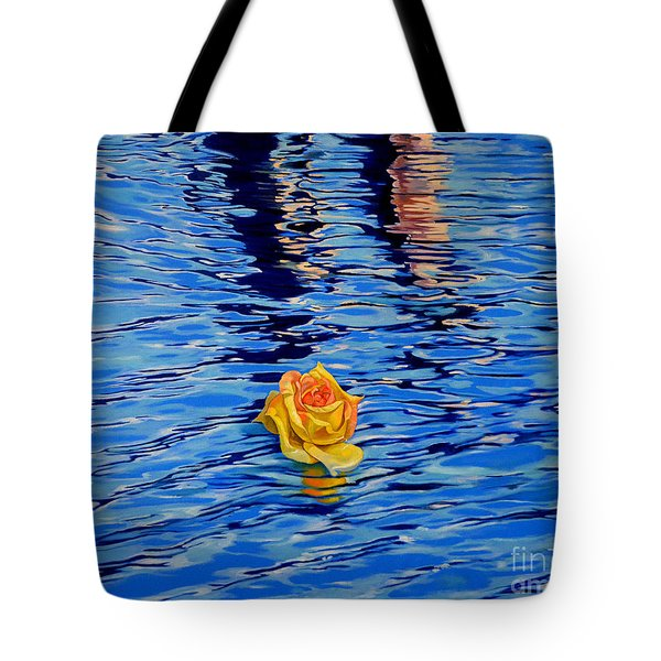 Roam With Freedom Tote Bag