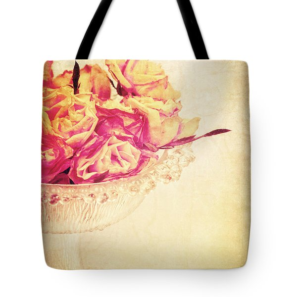 Romance Tote Bag by Angela Doelling AD DESIGN Photo and PhotoArt