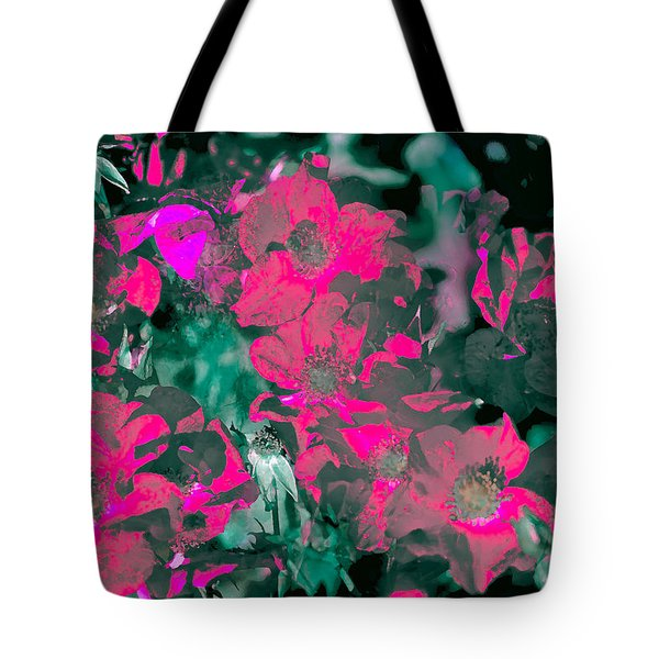 Rose 72 Tote Bag
