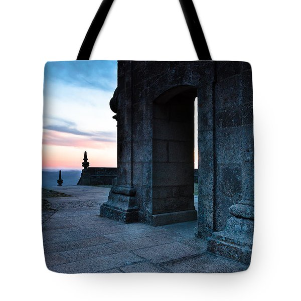 Tote Bag featuring the photograph Sanctuary by Edgar Laureano