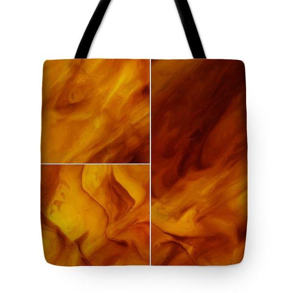 Serenity Tote Bag by Tom Druin