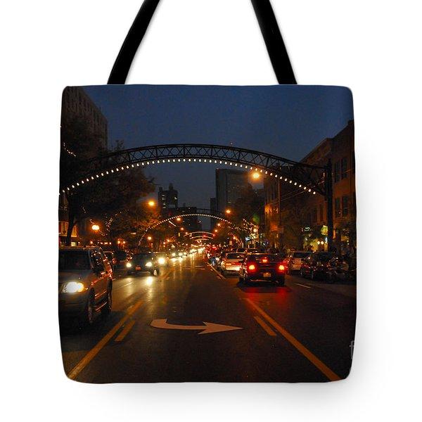 D8l-152 Short North Gallery Hop Photo Tote Bag