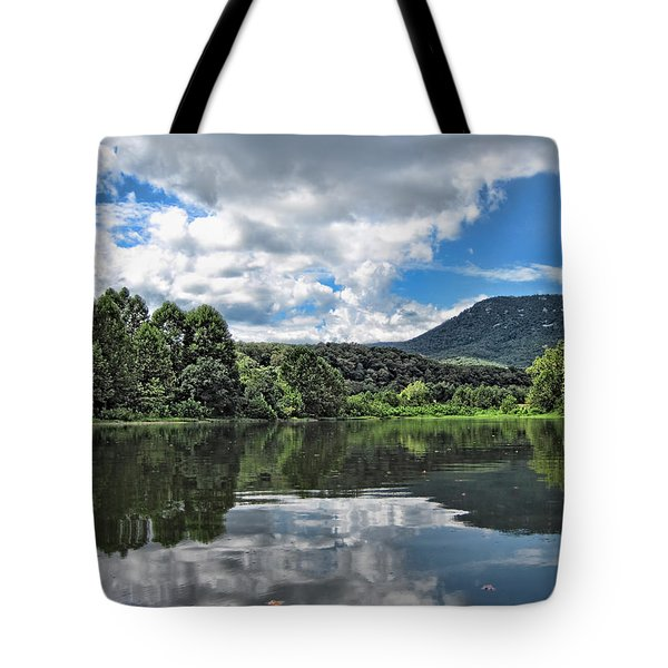 South Fork Shenandoah River Tote Bag