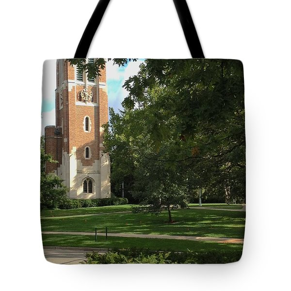Summer Tote Bag by Joseph Yarbrough