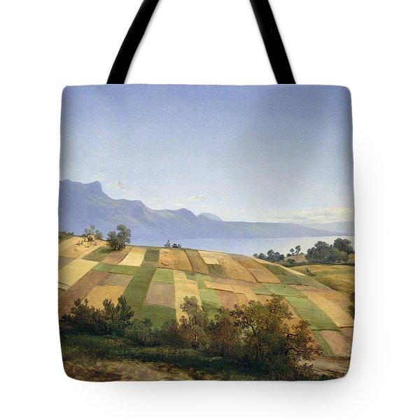 Swiss Landscape Tote Bag