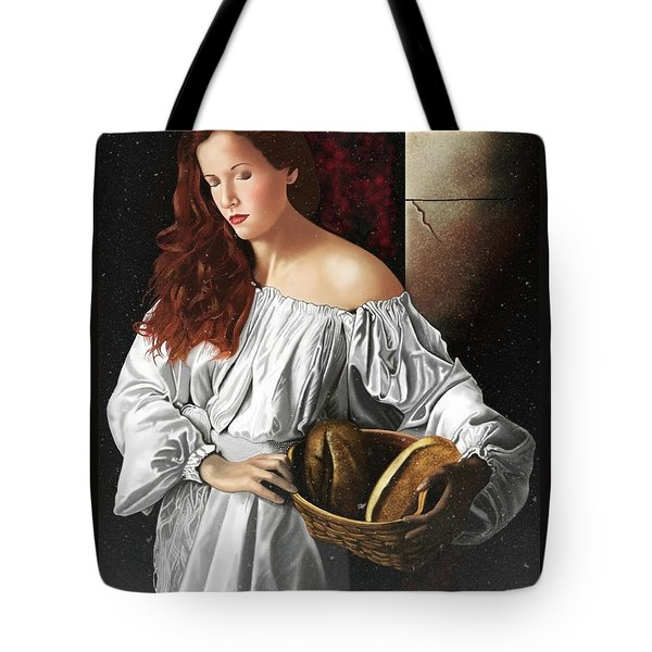 The Beauty Cult Tote Bag by Andrew Harrison
