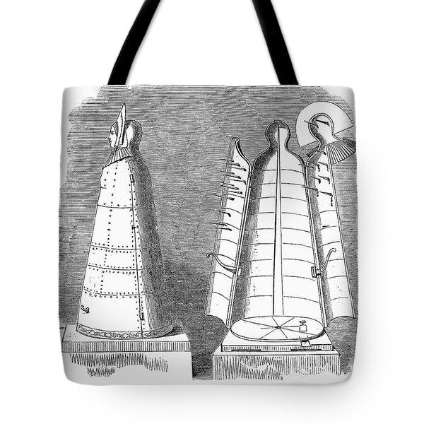 The Iron Virgin Tote Bag