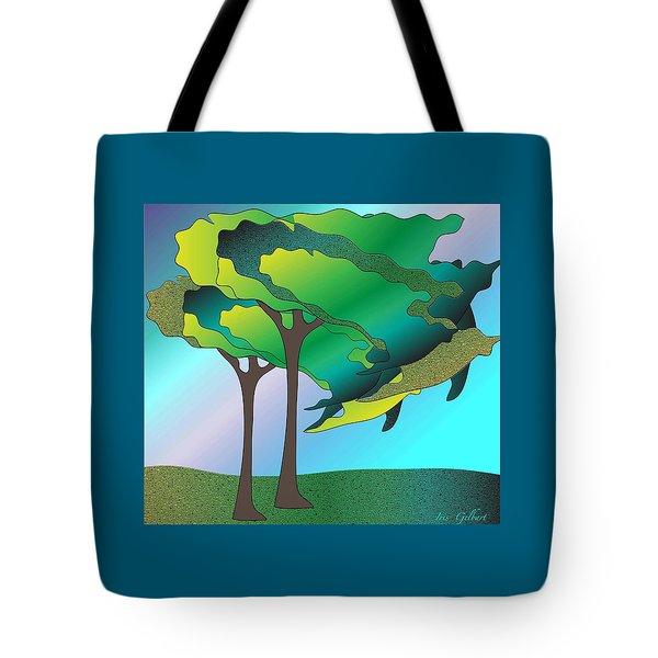 Tree Time Tote Bag